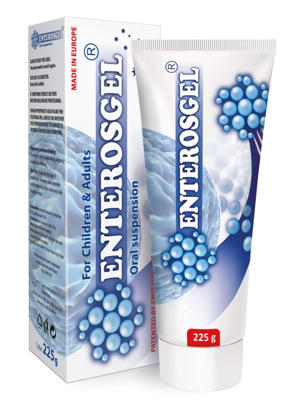 Medsilica Enterosgel 225g in bulk Australia